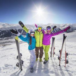 cum te pregatesti pentru primele lectii de ski daca esti adult