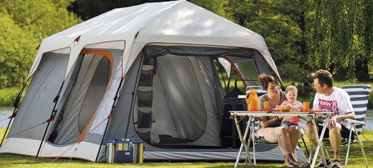 Cort de munte canadian, iglu sau mare de camping?