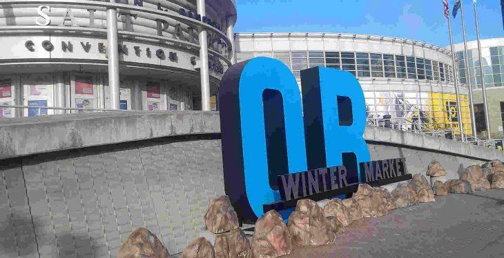 Outdoor retailer winter market