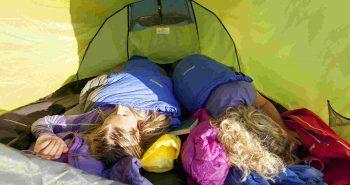 camping pentru incepatori