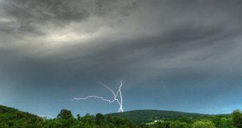 mituri despre fulgere