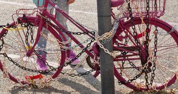 Dac-o iubesti, leag-o! Ghid practic pentru ciclisti – Solutii care descurajeaza hotii de biciclete