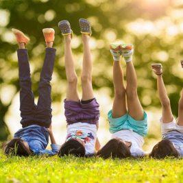 Du-ti copilul in natura, nu la shopping! 6 Motive sa nu mai stai pe ganduri