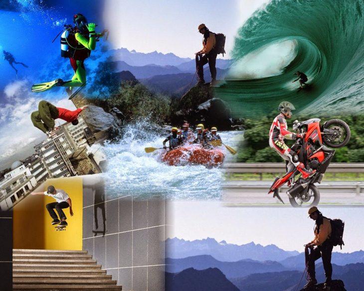 Sporturi extreme, emotii si adrenalina – Cum se explica atractia pentru disciplinele cu grad ridicat de risc?