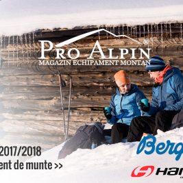 Hai la Proalpin si vei avea placere sa descoperi noua colectie de imbracaminte montana 2017 – 2018!