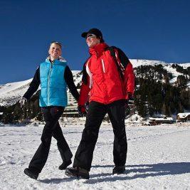 Pantaloni de iarna pentru trekking si ture prin zapada