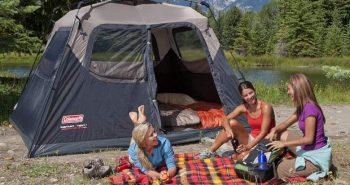 Vacanta in cort – Cu cortul potrivit, in locul potrivit