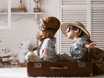 Calatorii cu copiii - De ce este important sa-i luam cu noi?