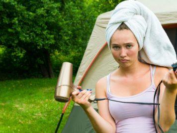 Dezavantajele camparilor - De ce sa nu mergi cu cortul?