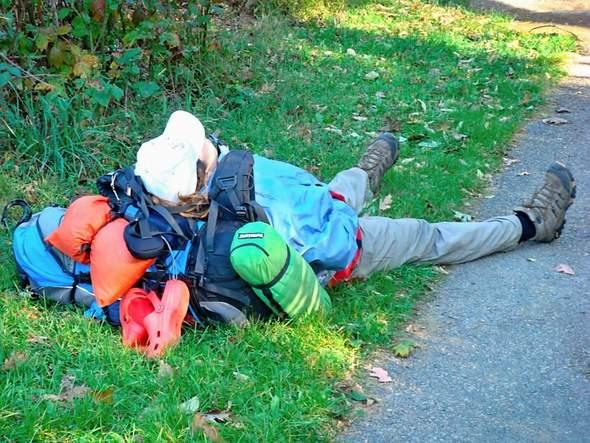 Si tu poti avea un rucsac de munte usor... Misiune indeplinita: maxim 10 kg!
