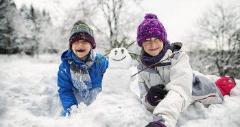 Activitati outdoor de iarna pentru toata familia – Sau cum sa mai inveselesti zilele de vacanta