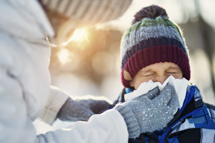 Frigul nu imbolnaveste copiii, ci ii face mai sanatosi! Ce beneficii aduc iesirile in aer liber?
