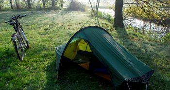 Sfaturi de campare cu cortul unde vrei, fara sa te observe cineva