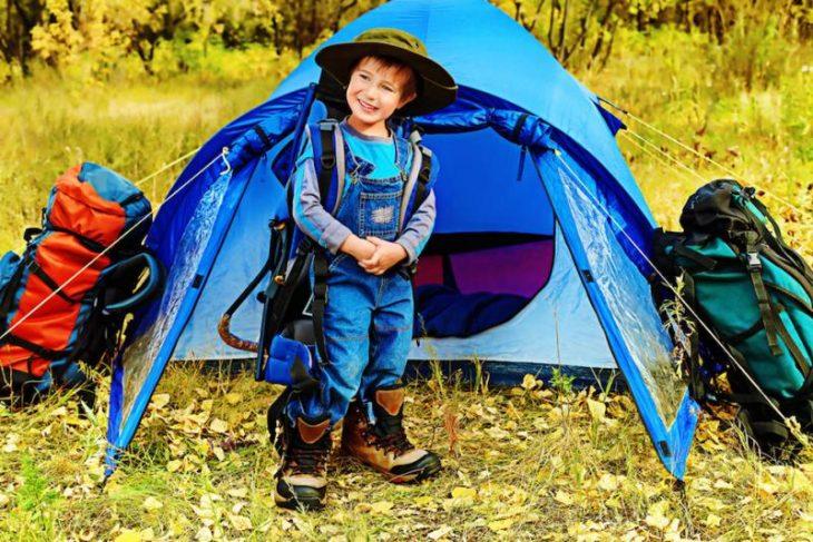 Cu copilul in camping: Cele mai frumoase idei de alungat plictiseala