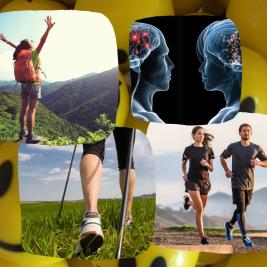 Miscarea stimuleaza endorfinele: Drumetii, alergare, mers nordic – Activitati ce sustin starea de bine