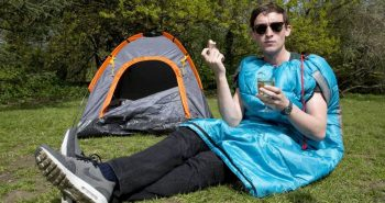 Cum iei cel mai bun sac de dormit pentru festival