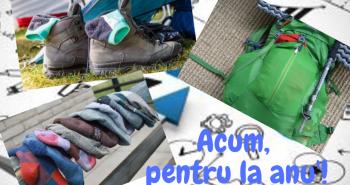 echipamente pentru munte la reduceri toamna