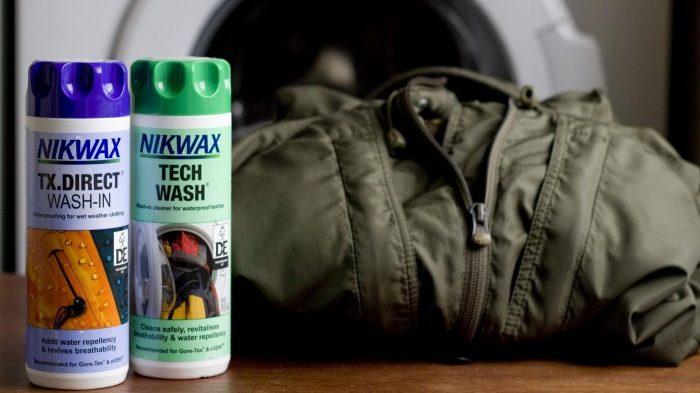 detergent pentru impermeabilitatea echipamentului montan