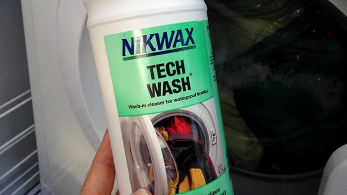 detergent impermeabilizant