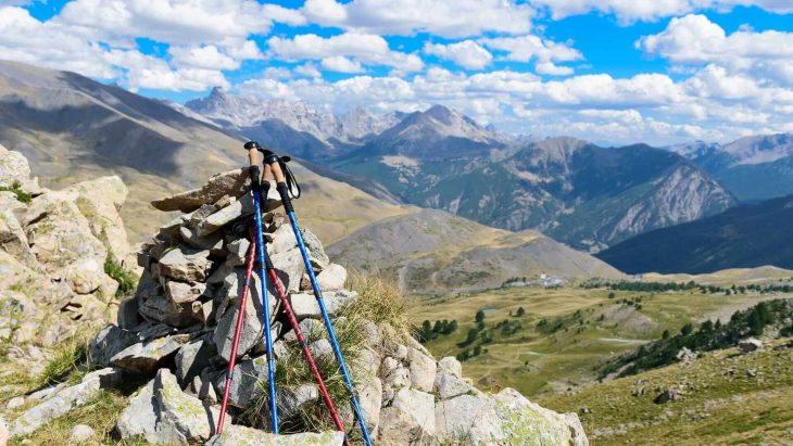 utilizarea betelor de trekking - alternative practice
