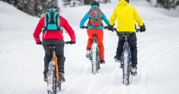 iarna pe bicicleta - 6 sfaturi sa rezisti pe vreme rea
