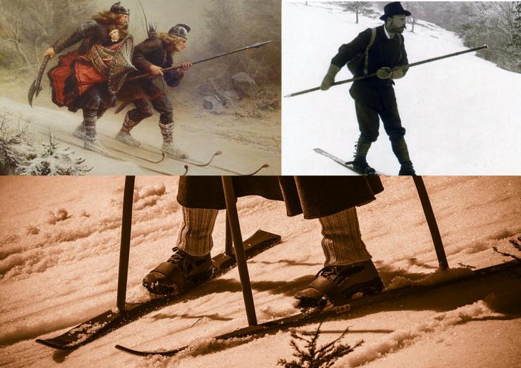 istoria schiatului de-a lungul timpului