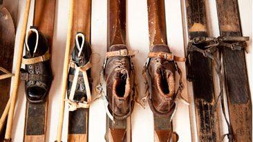 primele schiuri sportive