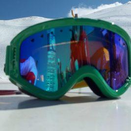 culoarea ochelarilor de schi pe vreme buna si variabila