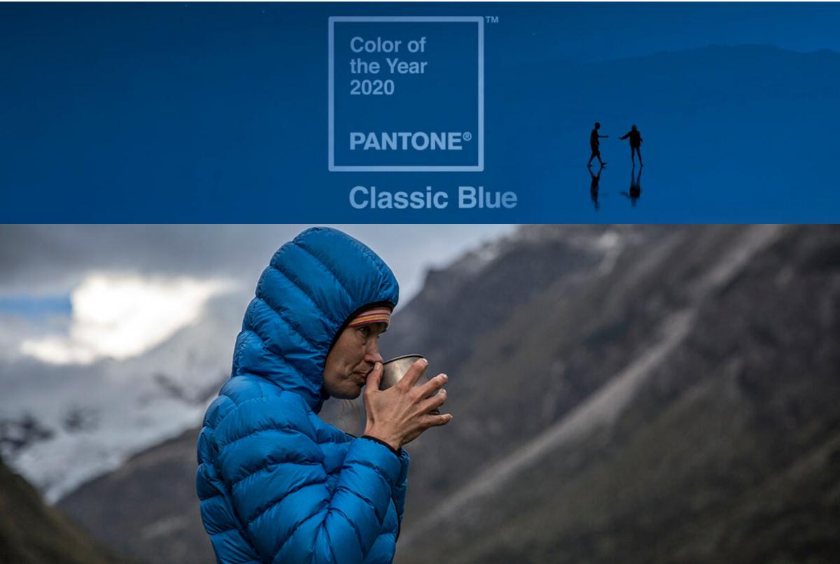 geci de iarna albastre - culoarea anului 2020