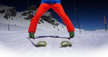 incepator la schi - trucuri care nhu tradeaza nepriceperea