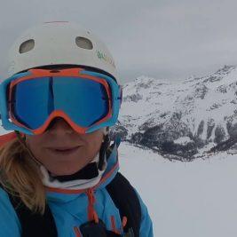 lentilele ochelarilor de schi - culoare pe vizibilitate scazuta