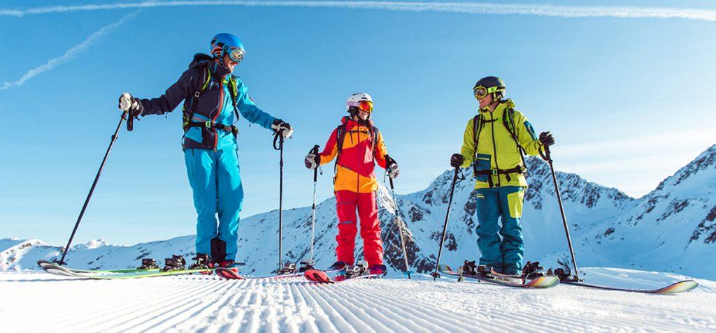 tinute pentru schi