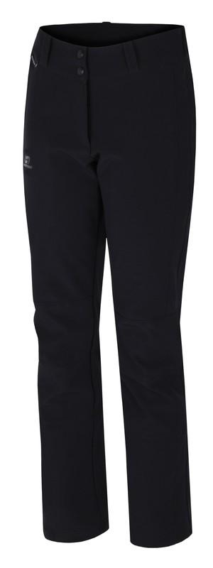 Pantaloni softshell Hannah Ilia Lady - Negru