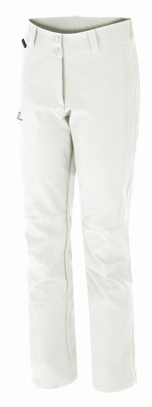 Pantaloni softshell Hannah Ilia Lady - Alb