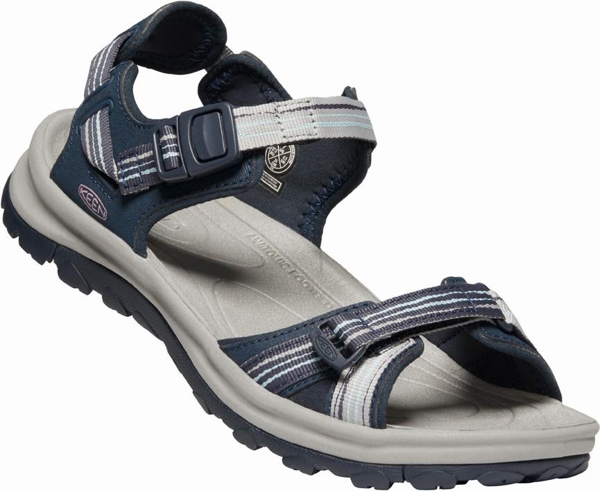 Sandale Keen Terradora Ii Open Toe W - Navy / Light Blue