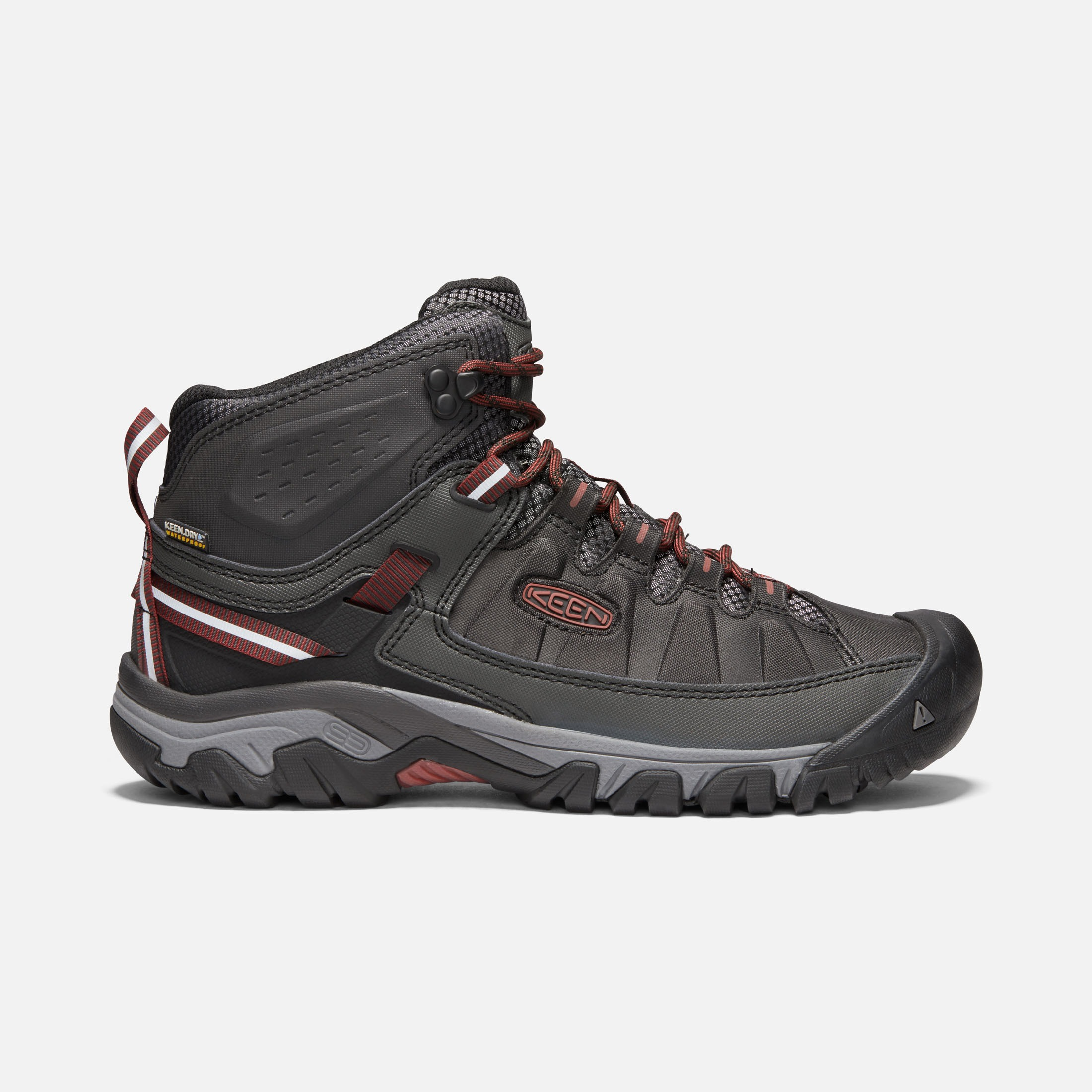 Bocanci KEEN TARGHEE EXP MID WP M - Antracit