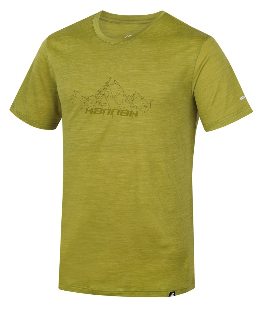Tricou Hannah Trig - Lime