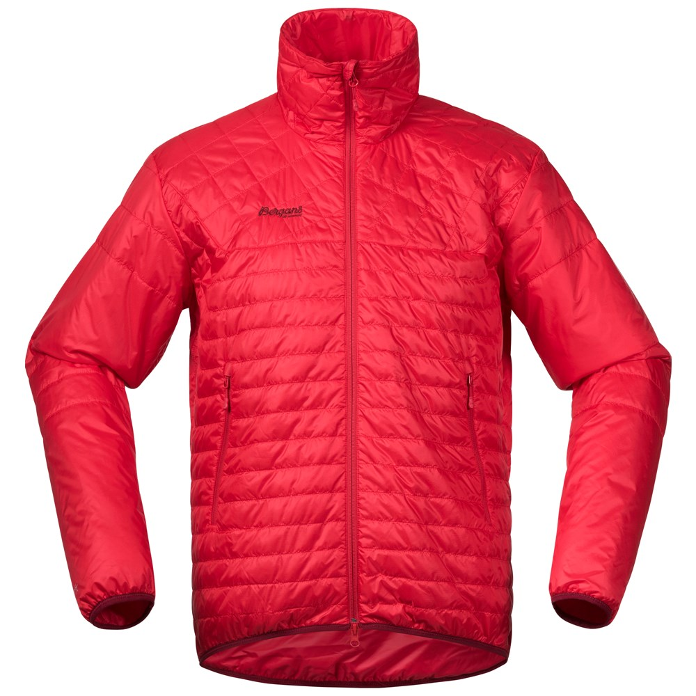 Bergans of Norway Geaca Bergans Uranostind PrimaLoft Insulated - Rosu