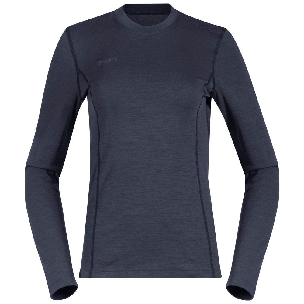 Bluza De Corp Bergans Akeleie - Albastru