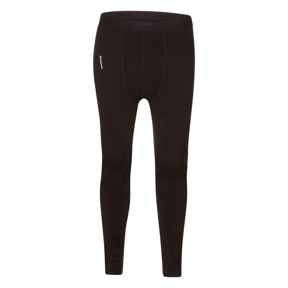 Pantaloni de corp Bergans Fjellrapp - Negru