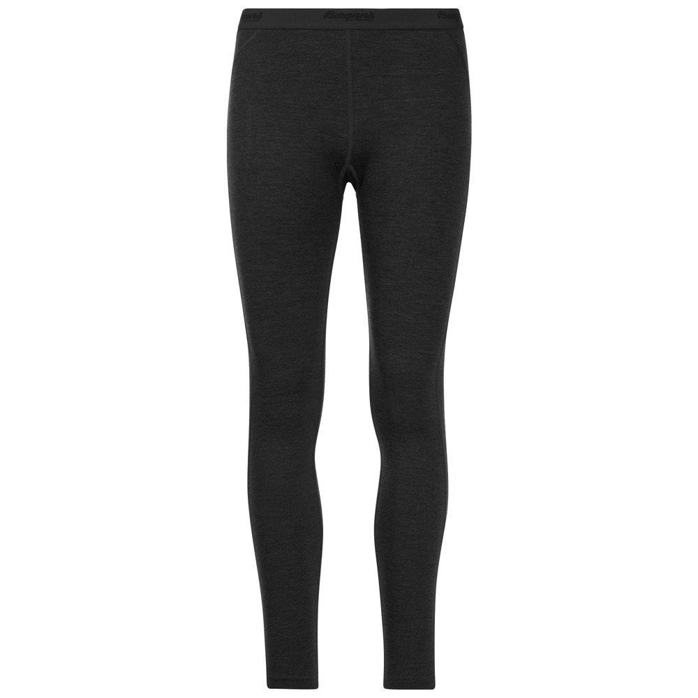 Pantaloni de corp Bergans Fjellrapp Lady - Negru