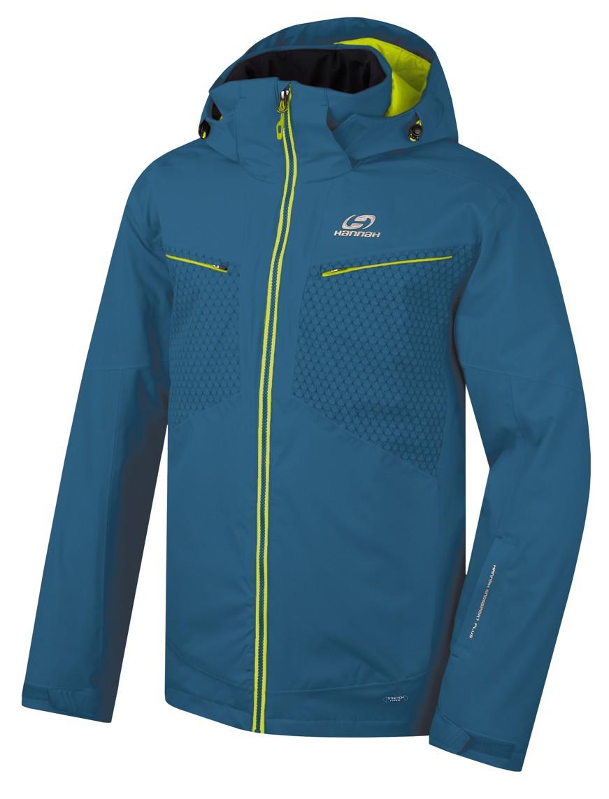 Geaca de ski Hannah Goetz - Albastru