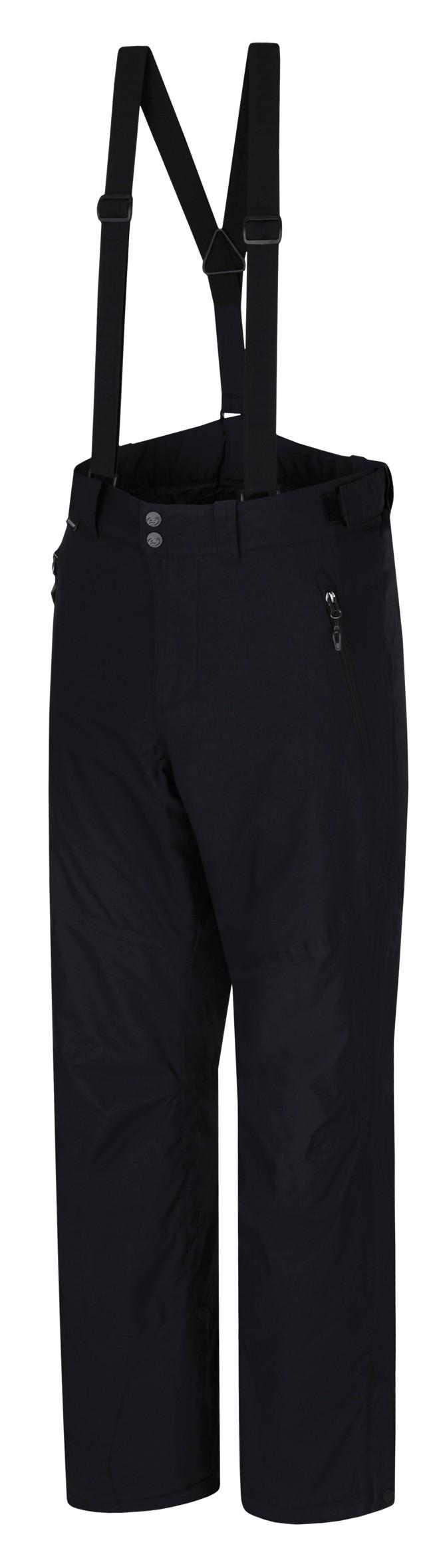 Pantaloni de ski Hannah Grant - Antracit