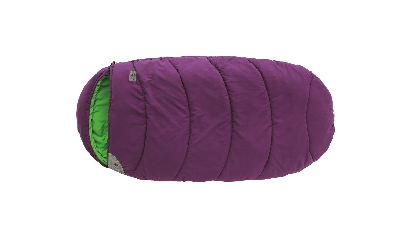 Sac de dormit Easy Camp Ellipse Junior - Mov