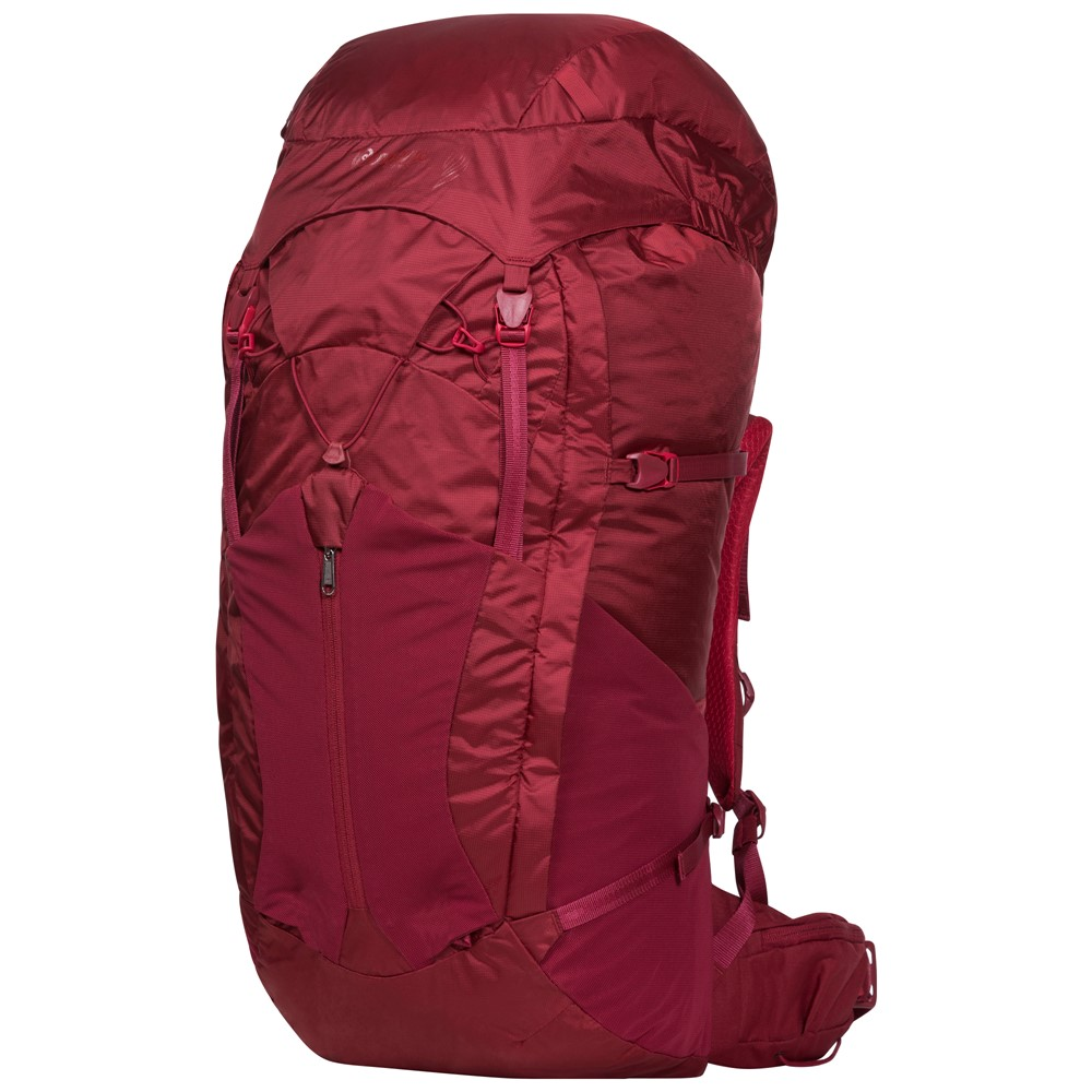 Bergans of Norway Rucsac Bergans Senja Lady 55 L - Rosu