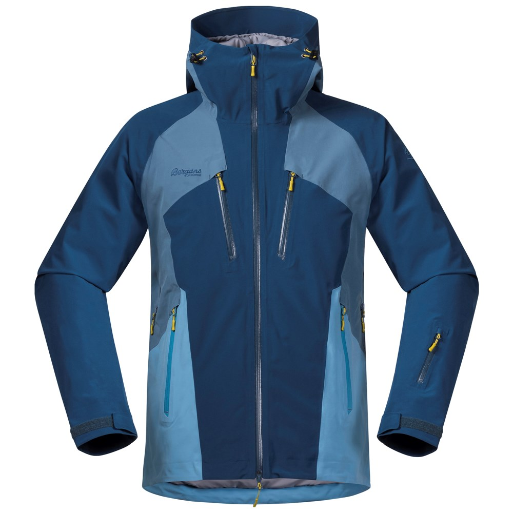 Bergans of Norway Geaca de ski Bergans Oppdal Insulated - Albastru