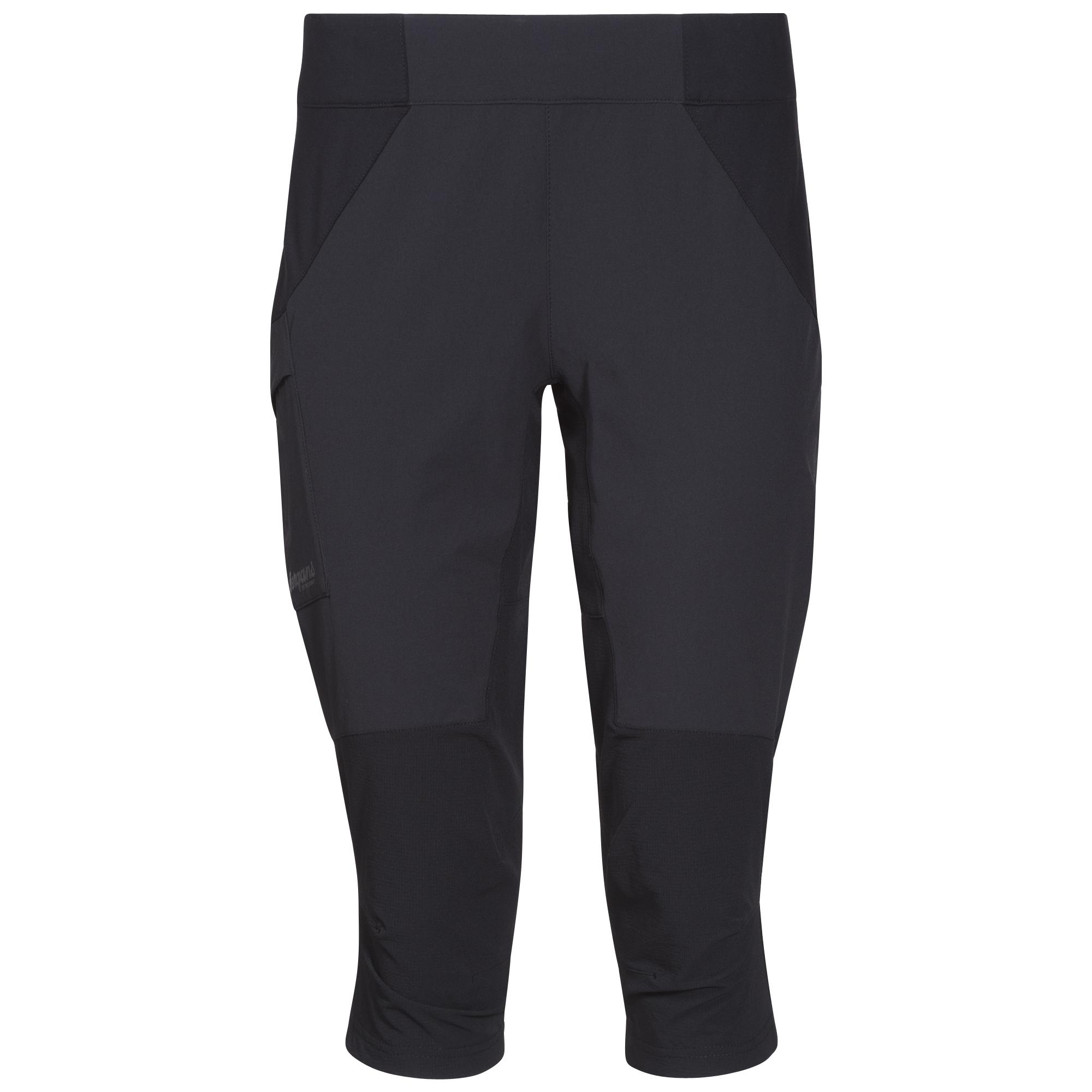 Pantaloni Bergans Floyen 3/4 Lady - Negru