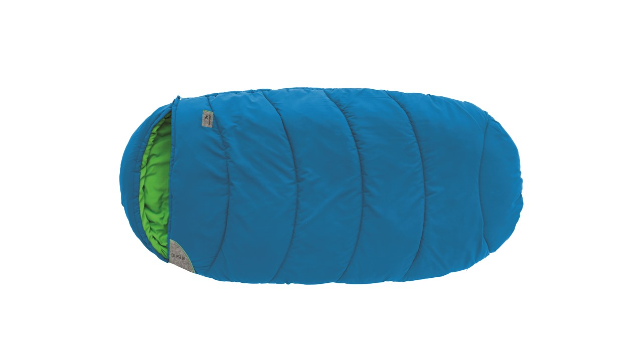 Sac De Dormit Easy Camp Ellipse Junior - Albastru