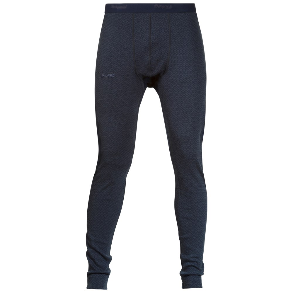 Pantaloni de corp Snoull Bergans of Norway - 100% Merino Wool - Navy