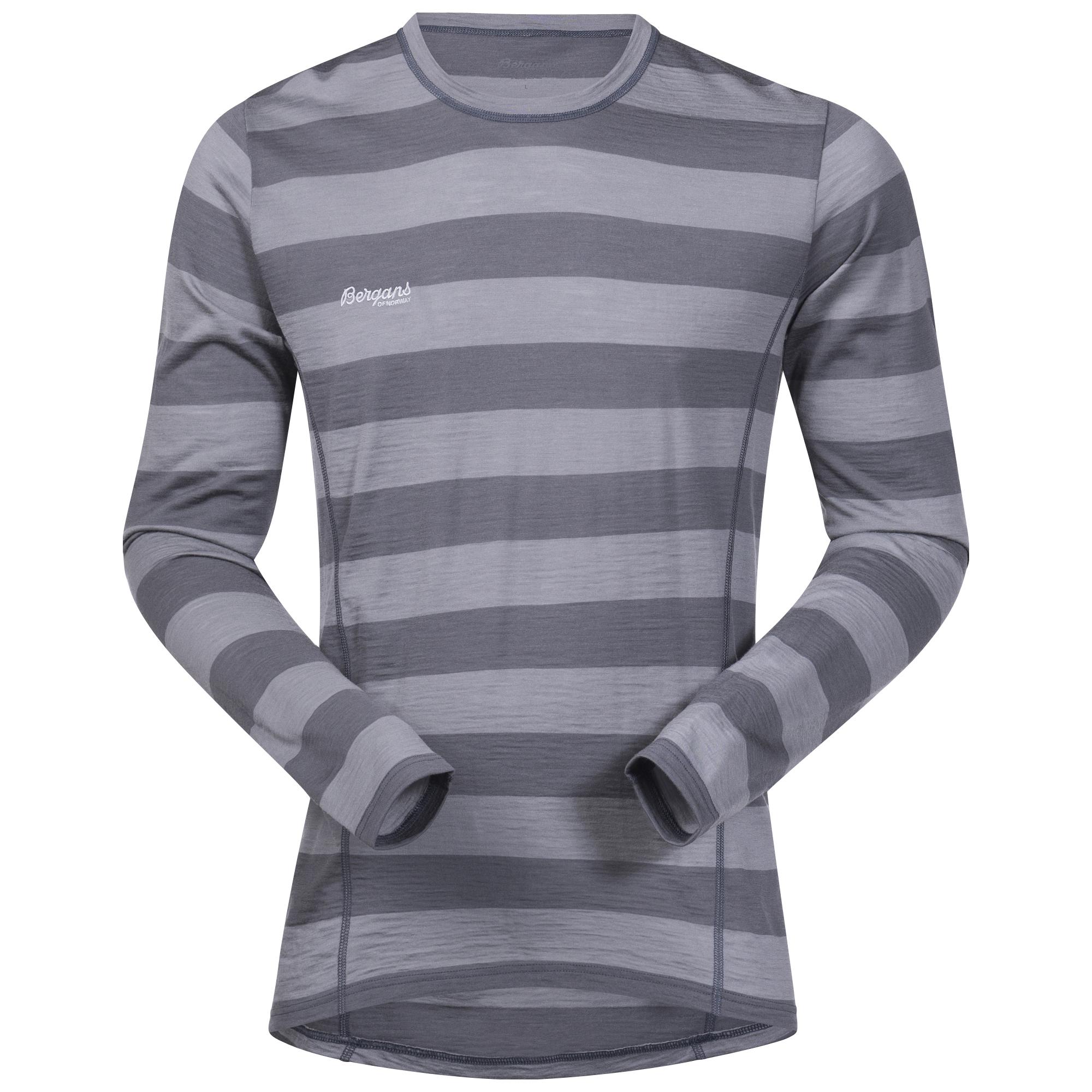 Bluza de corp Bergans Soleie - Gri